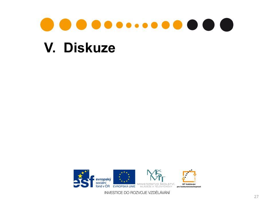 V. Diskuze 27
