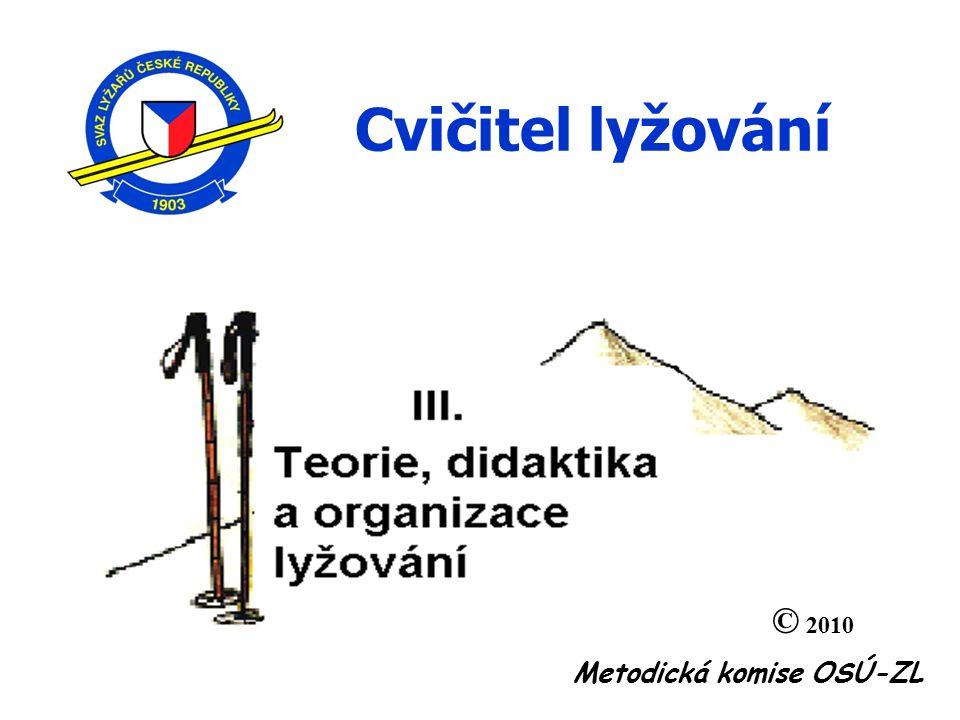 9.Organizace lyžování 4 h.
