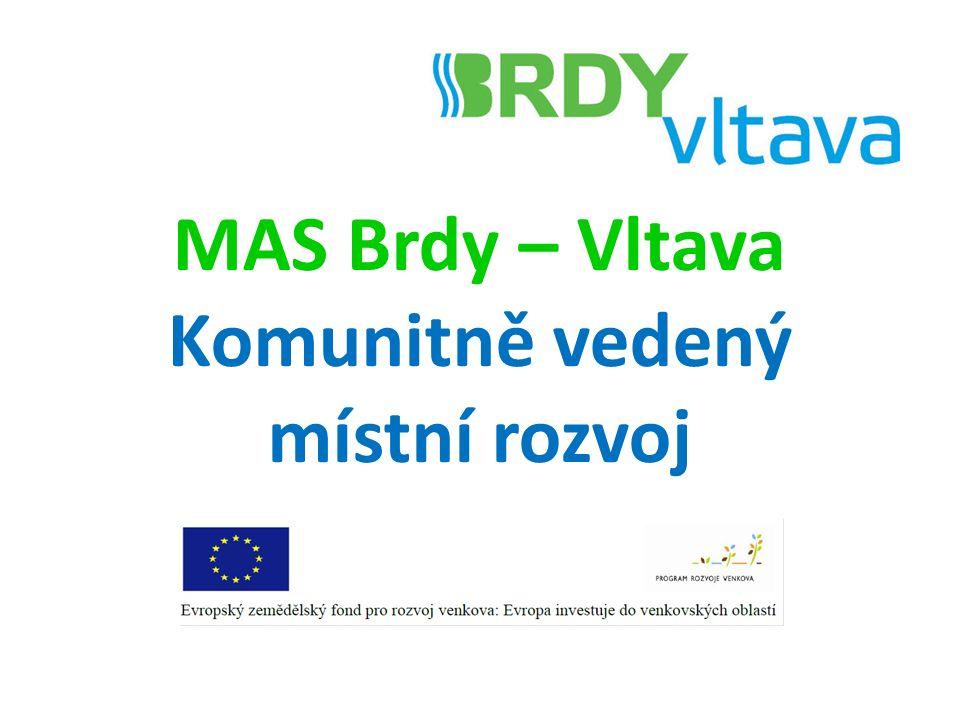MAS Brdy – Vltava Komunitně vedený místní rozvoj