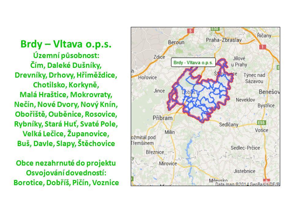 Brdy – Vltava o.p.s.