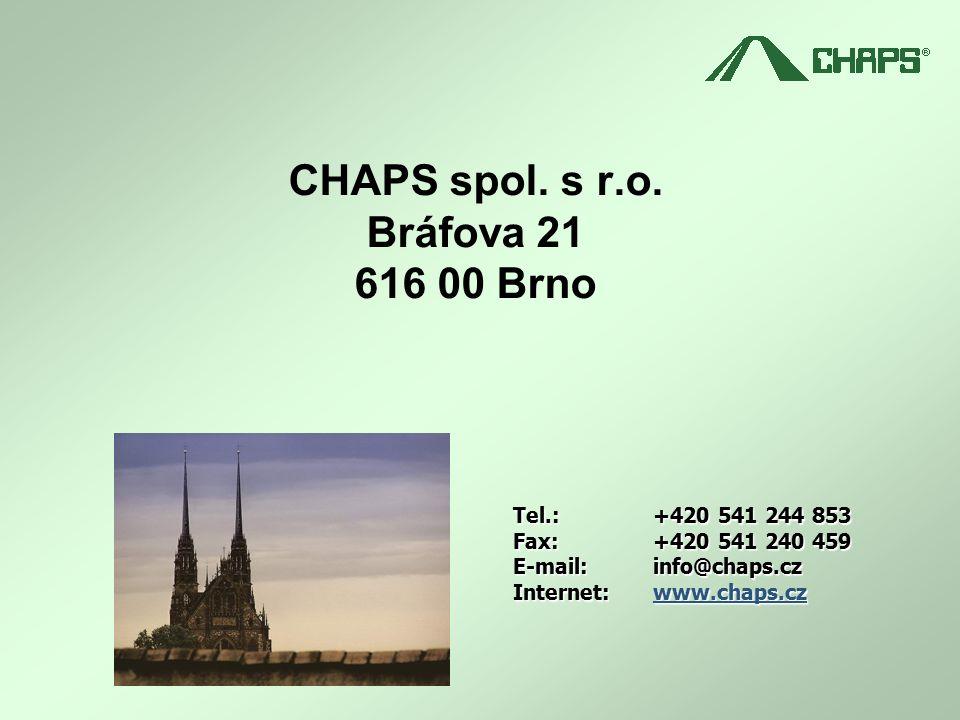 CHAPS spol.s r.o.