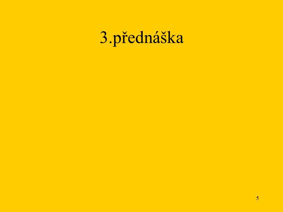 5 3.přednáška