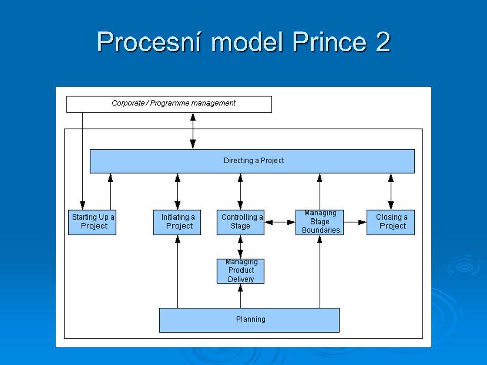 Procesní model Prince 2