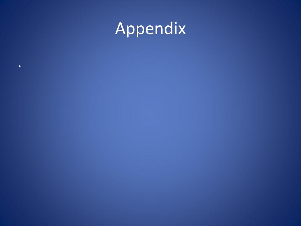 Appendix.