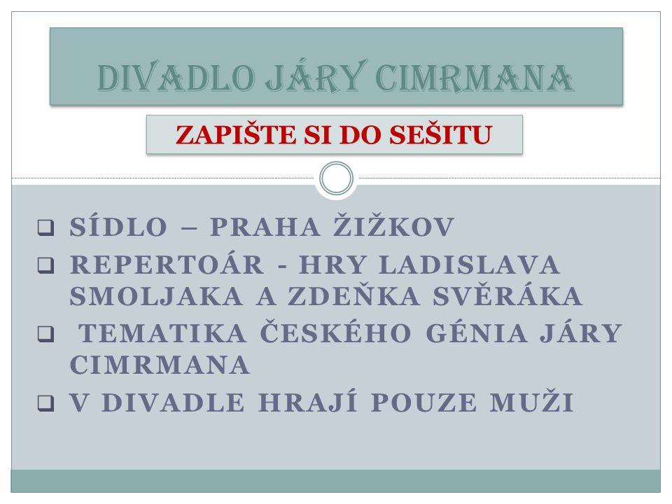 Jára Cimrman Jára Cimrman je fiktivní postava univerzálního českého génia, vytvořená Jiřím Šebánkem a Zdeňkem Svěrákem.