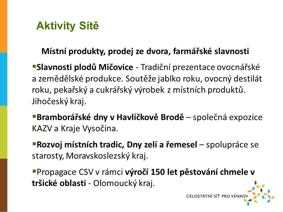 """Aktivity Sítě TPS SUCHO – Jihomoravský kraj  Konference """"Půda, základ udržitelného rozvoje ."""