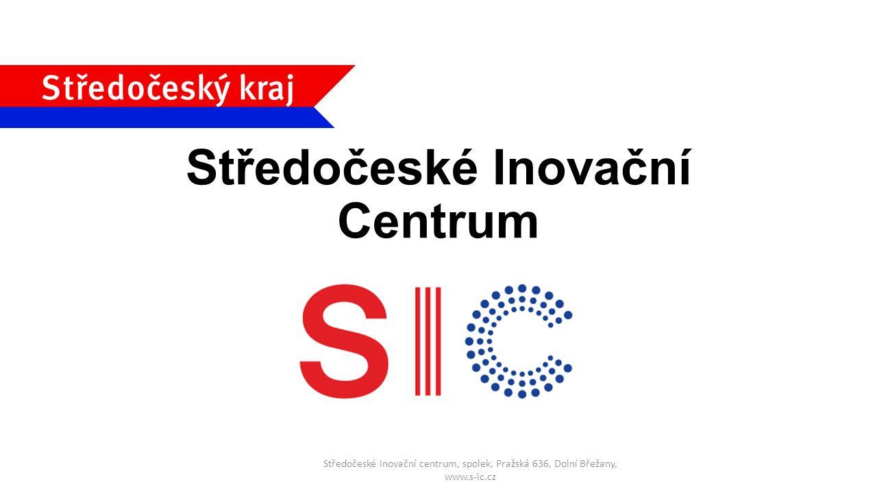 Středočeské Inovační Centrum Středočeské inovační centrum, spolek, Pražská 636, Dolní Břežany, www.s-ic.cz