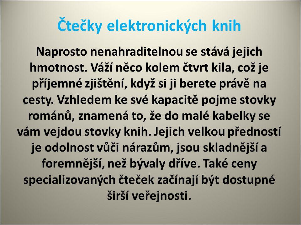 Vydavatelé K prvním poskytovatelům elektronických knih v České republice patří také Nakladatelství Fragment.