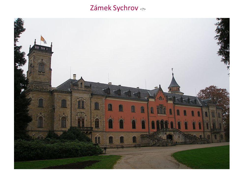 Zámek Sychrov