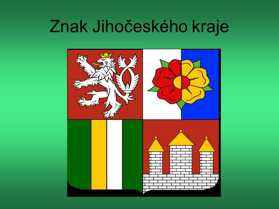 Znak Jihočeského kraje