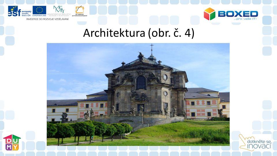Architektura (obr. č. 4)