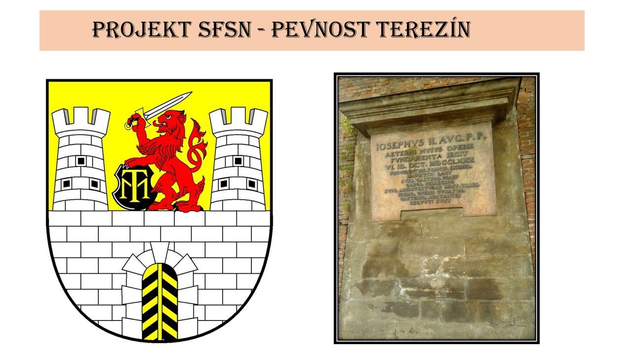 Projekt SFSN - Pevnost Terezín
