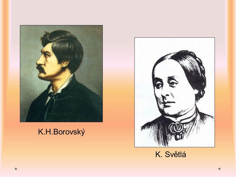 K.H.Borovský K. Světlá