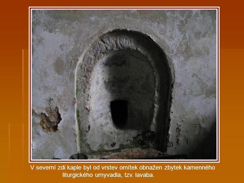 Její obkročná klenba je v Česku unikát a dá se srovnat pouze s předsíní Svatovítského chrámu od Petra Parléře v Praze.