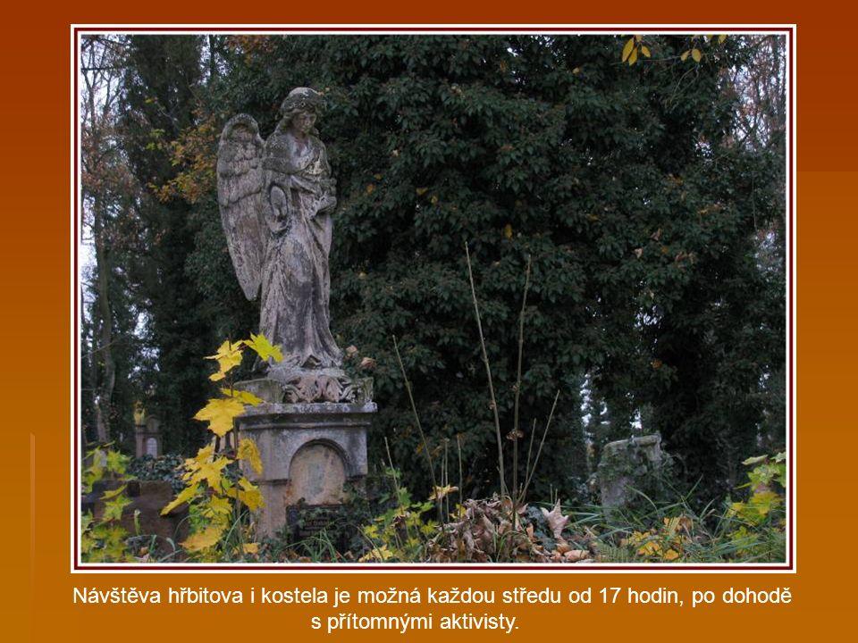 Zástupce dobrovolných aktivistů, kterých se na záchraně kostela podílelo více než 40, pan Josef Kabát, dostal za zásluhy o kostel r. 1993 Cenu města P