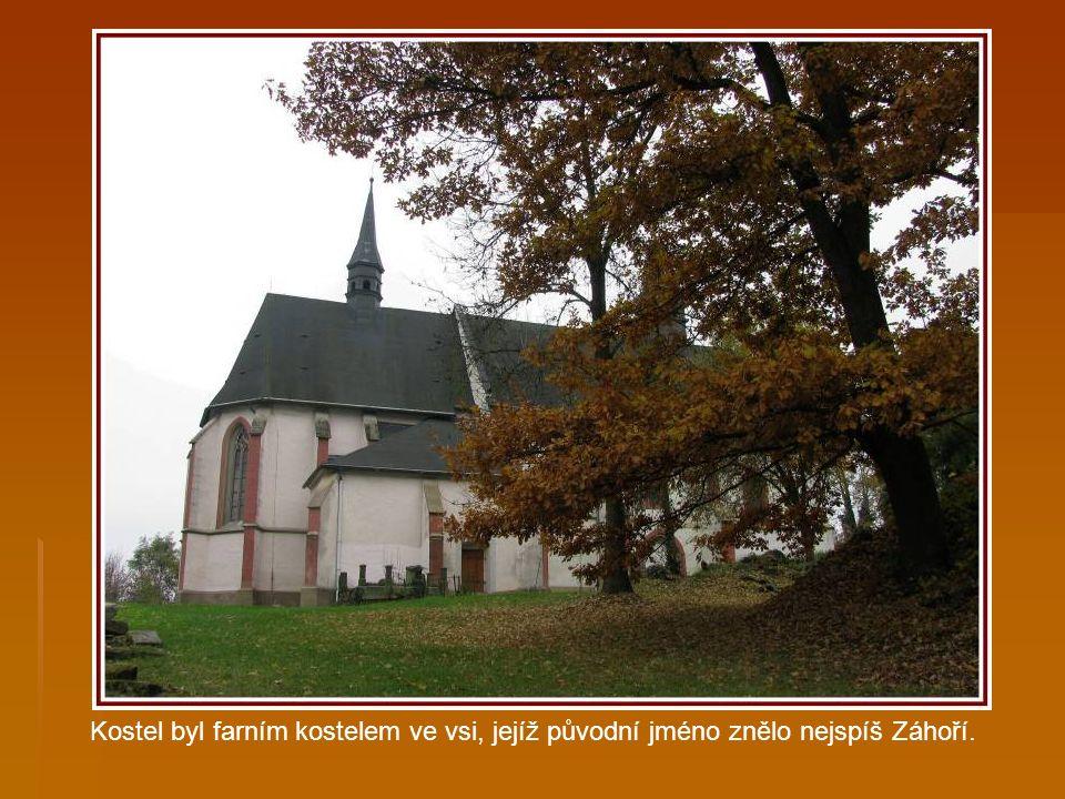 """Na táhlé výšině nad řekou Mží stojí původně románský kostel Všech svatých. Chrám nazývaný """"matka plzeňských kostelů"""" je symbolickým počátkem plzeňské"""