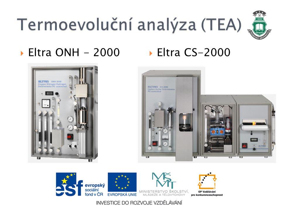  Eltra ONH - 2000  Eltra CS-2000
