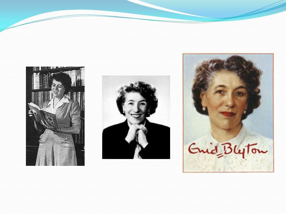 Enid Blytonová bylo britská spisovatelka píšící dobrodružné knihy pro děti a mládež.