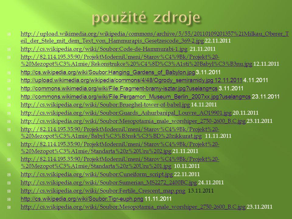  http://upload.wikimedia.org/wikipedia/commons/archive/5/55/20110109201357%21Milkau_Oberer_T eil_der_Stele_mit_dem_Text_von_Hammurapis_Gesetzescode_3