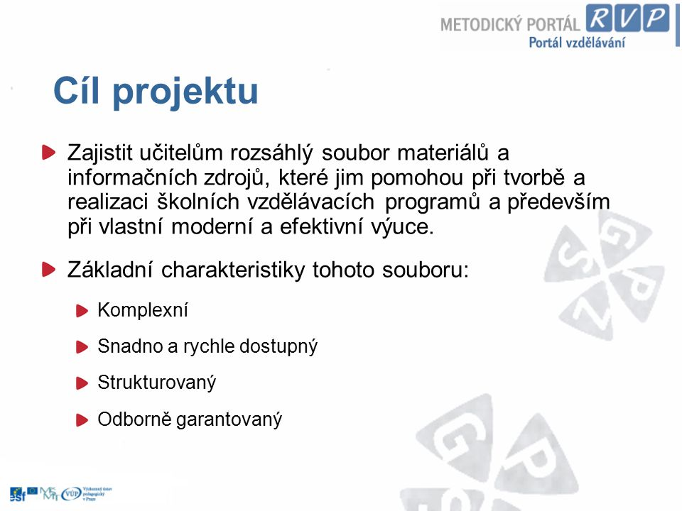 1) Zájem pedagogů o metodickou podporu Preference pomoci při realizaci ŠVP – podpora v oblasti metodických materiálů > výzkum NIDV v rámci projektu Koordinátor Východiska Nejpreferovanější forma vzdělávání – internetový vzdělávací portál > šetření PedF MU v rámci studie zaměřené na tvorbu a realizaci ŠVP (J.