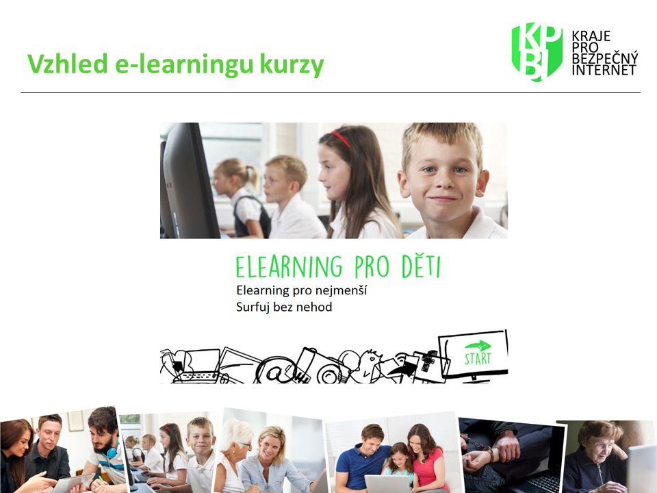 Vzhled e-learningu kurzy
