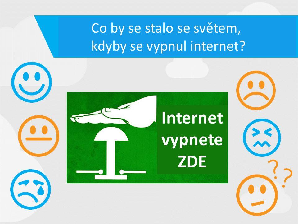 Kdo může používat internet? Všichni