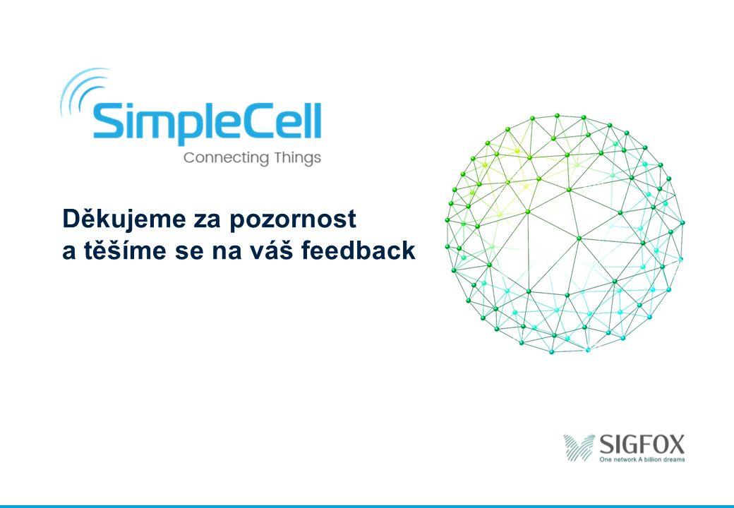Děkujeme za pozornost a těšíme se na váš feedback BLUE CELL