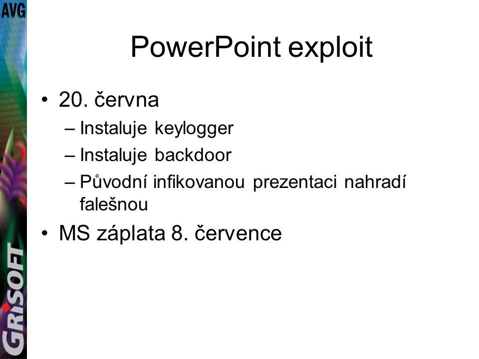 PowerPoint exploit 20.