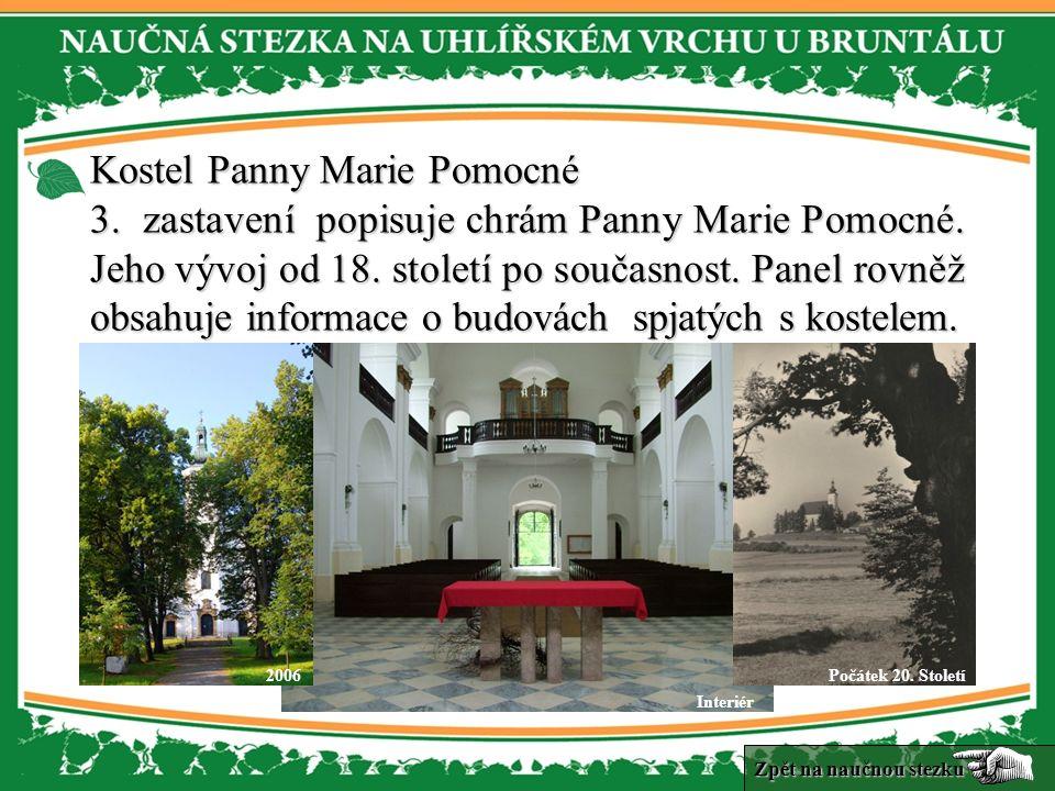 Kostel Panny Marie Pomocné Kostel Panny Marie Pomocné 3.
