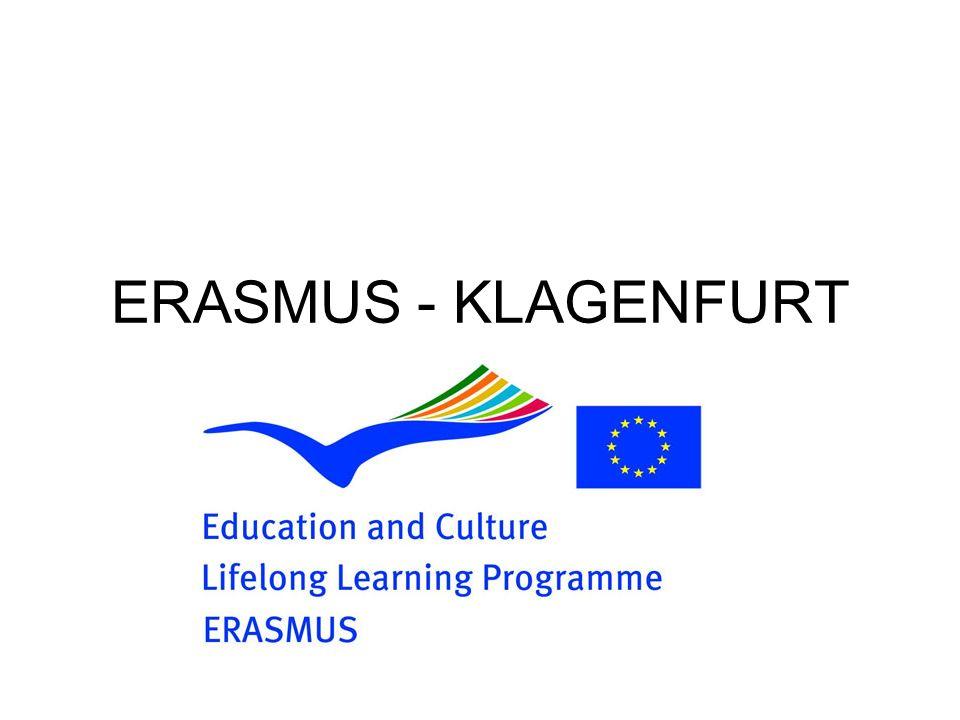 ERASMUS - KLAGENFURT