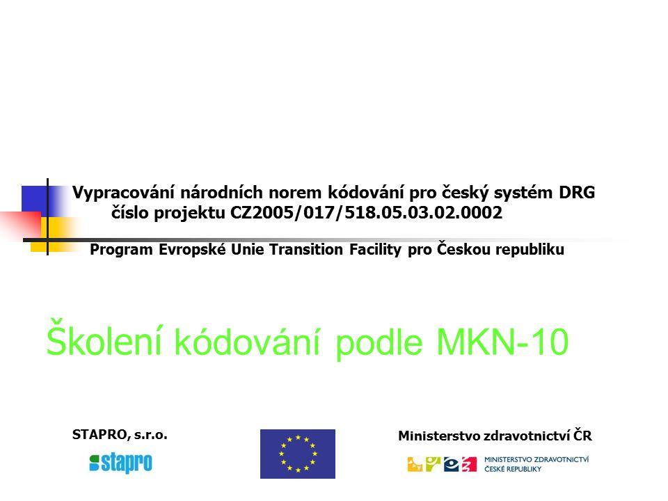Díl II.- Instrukční příručka 1.ÚVOD 2. POPIS MKN-10 3.
