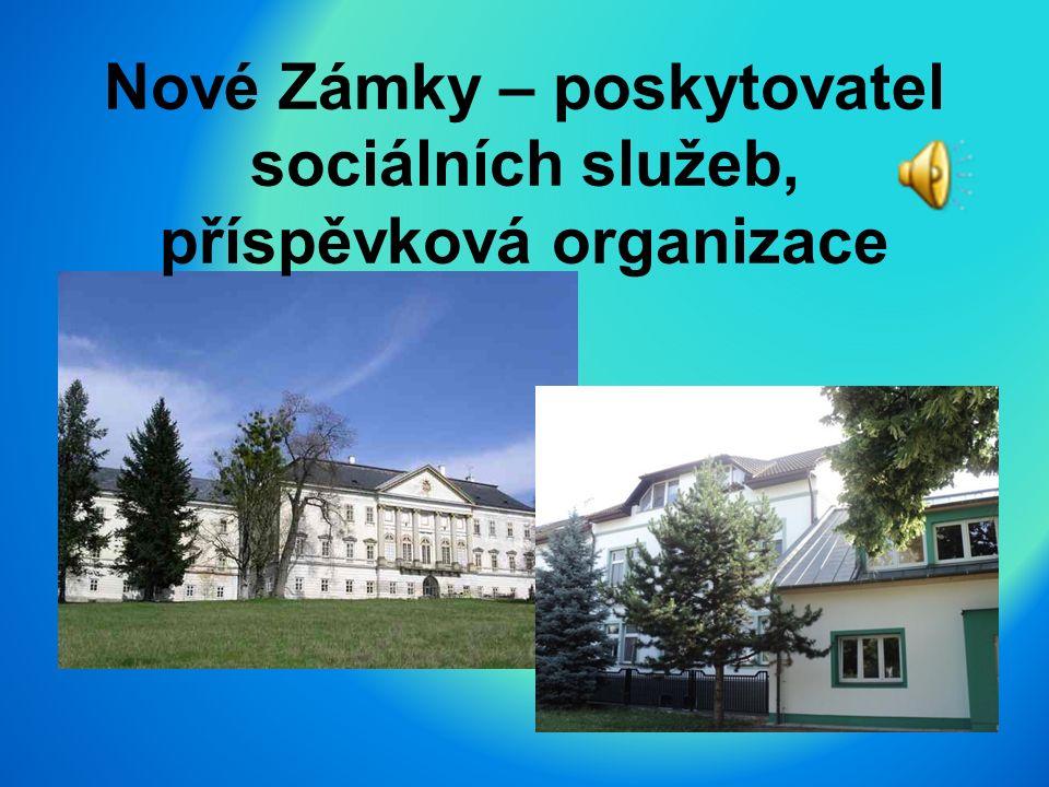 Nové Zámky – poskytovatel sociálních služeb, příspěvková organizace