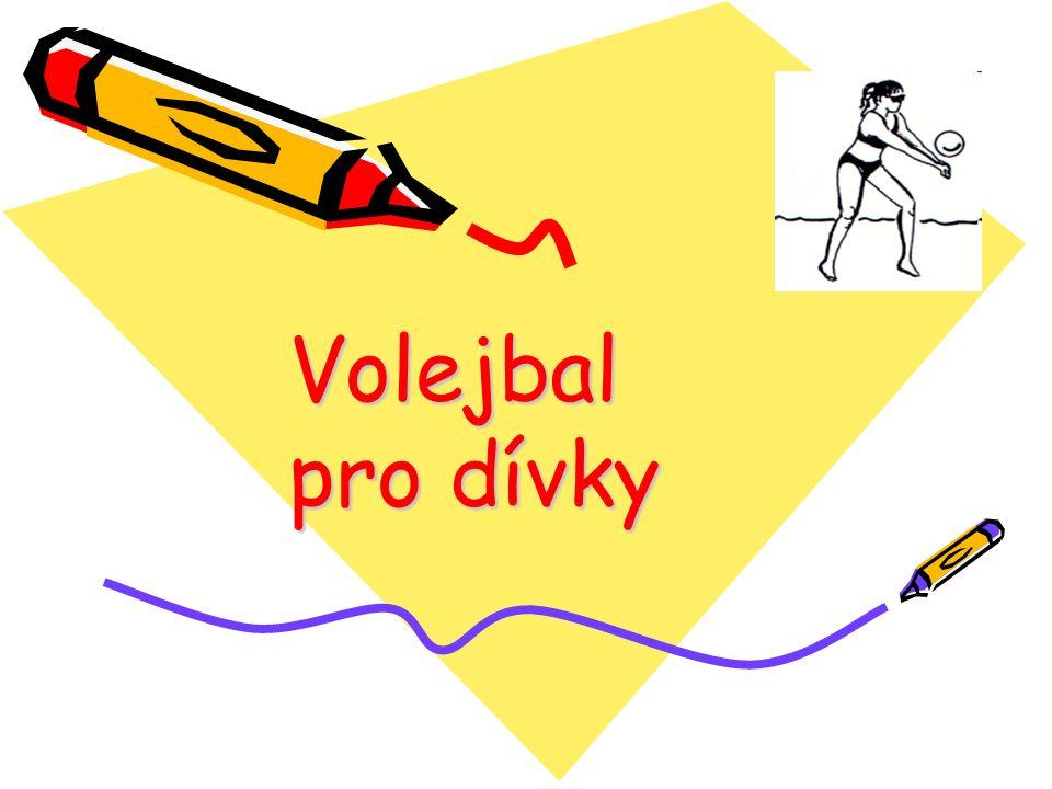 Historie volejbalu Volejbal vymyslel 9.února 1895 William G.