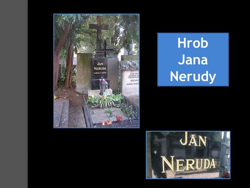 Hrob Jana Nerudy