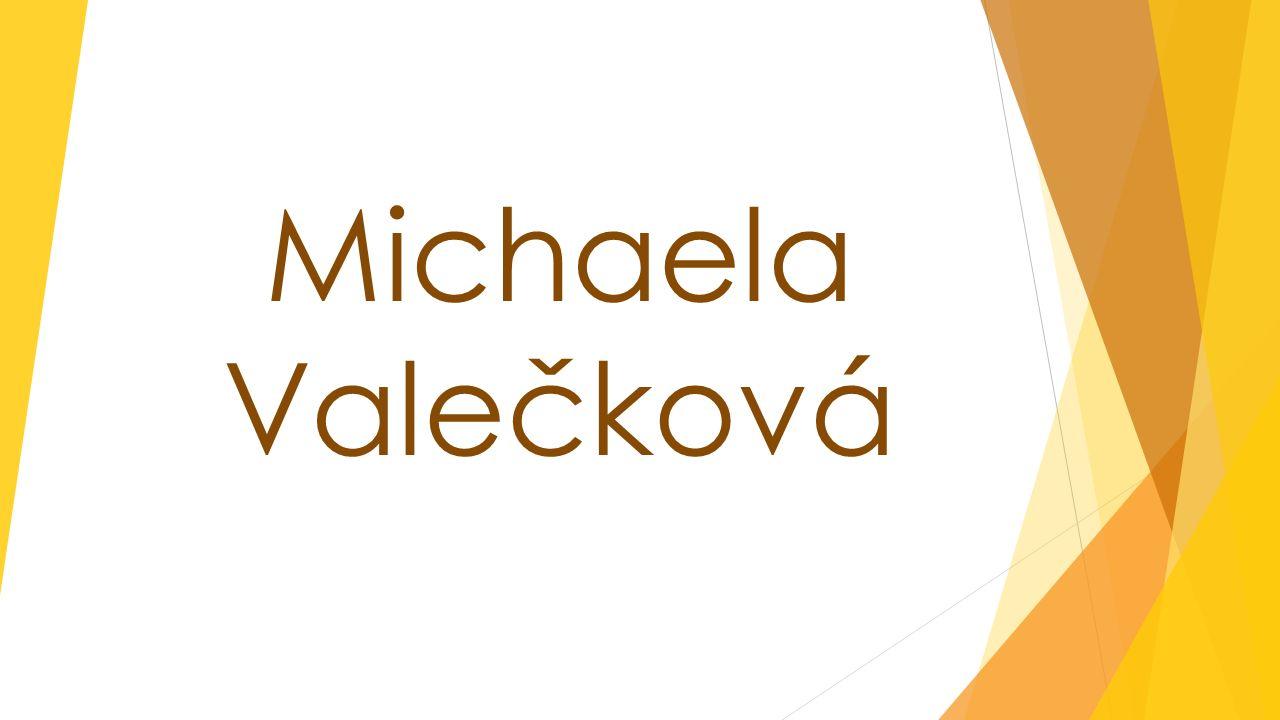 Michaela Valečková