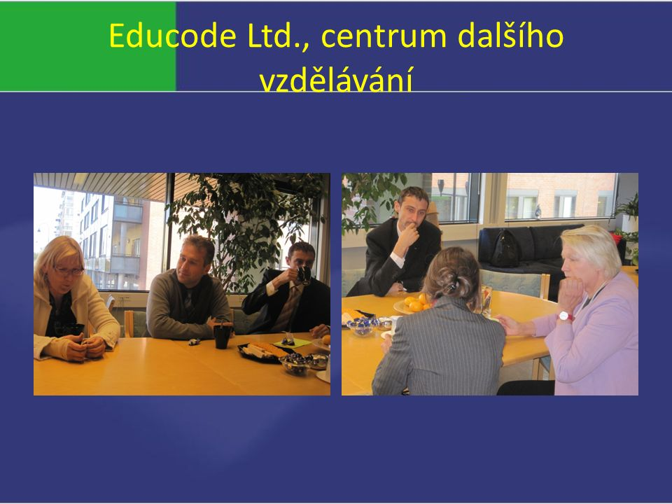Educode Ltd., centrum dalšího vzdělávání