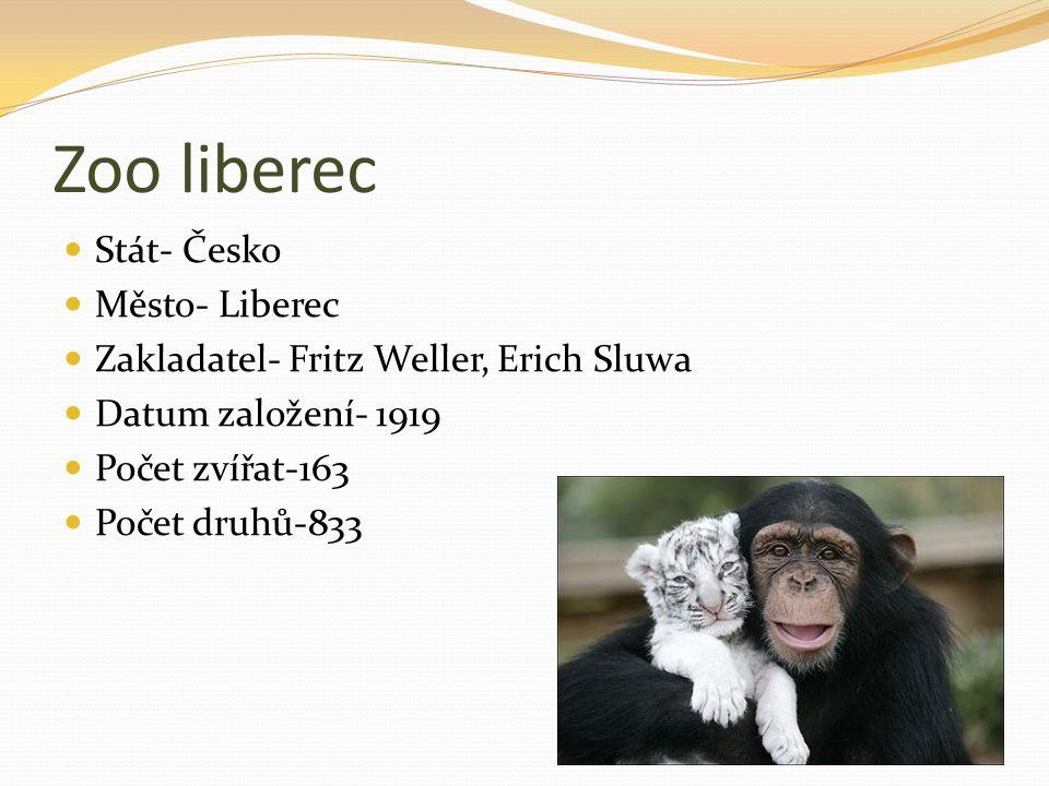 Odpůrci zoo Odpůrci Zoo namítají, že není správné držet divoká zvířata v zajetí.