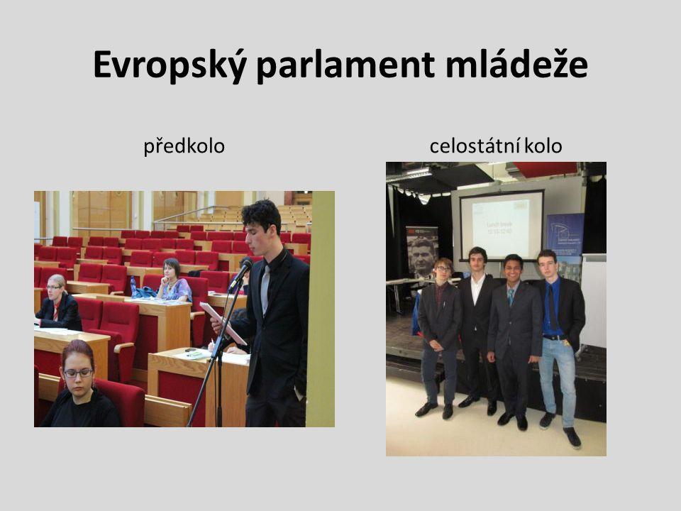 Evropský parlament mládeže předkolocelostátní kolo