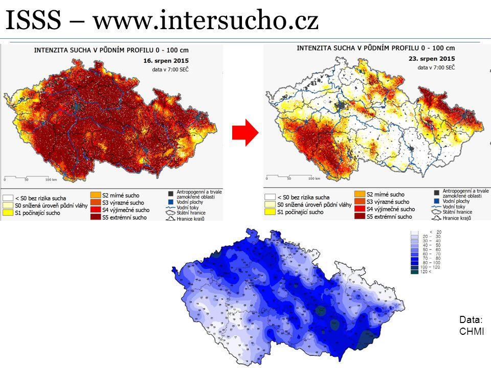 Data: CHMI ISSS – www.intersucho.cz