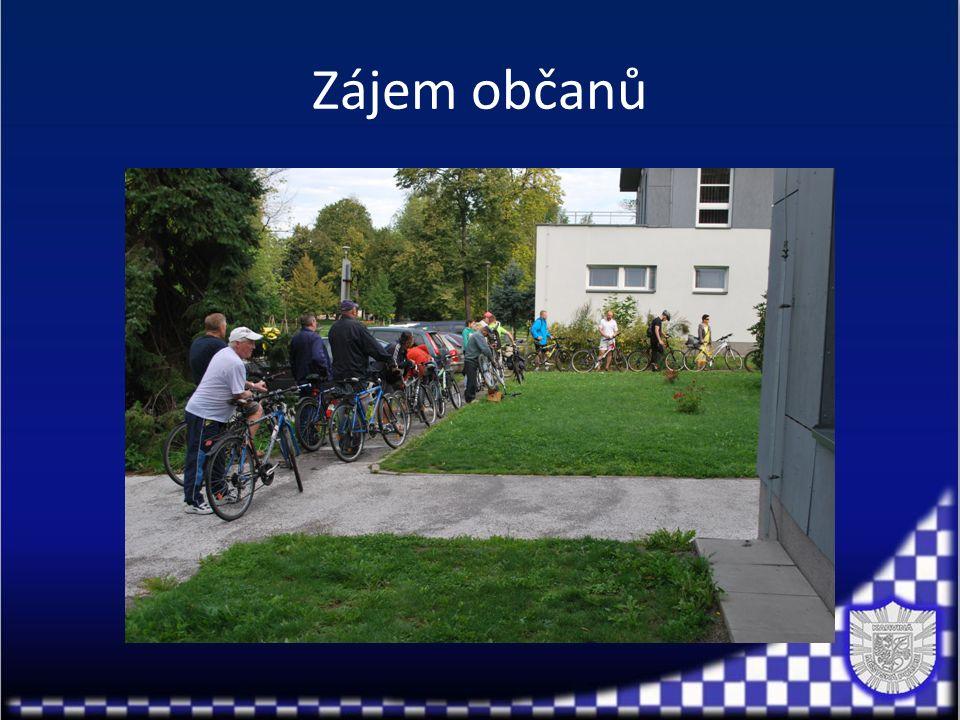 Zájem občanů