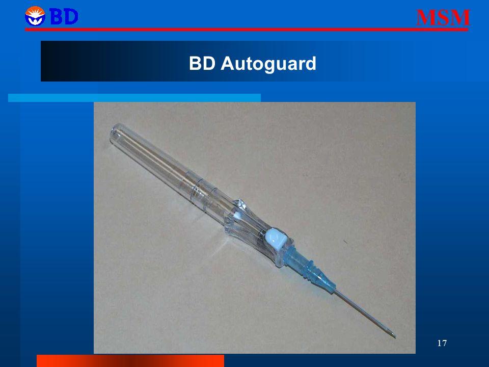 MSM 17 BD Autoguard