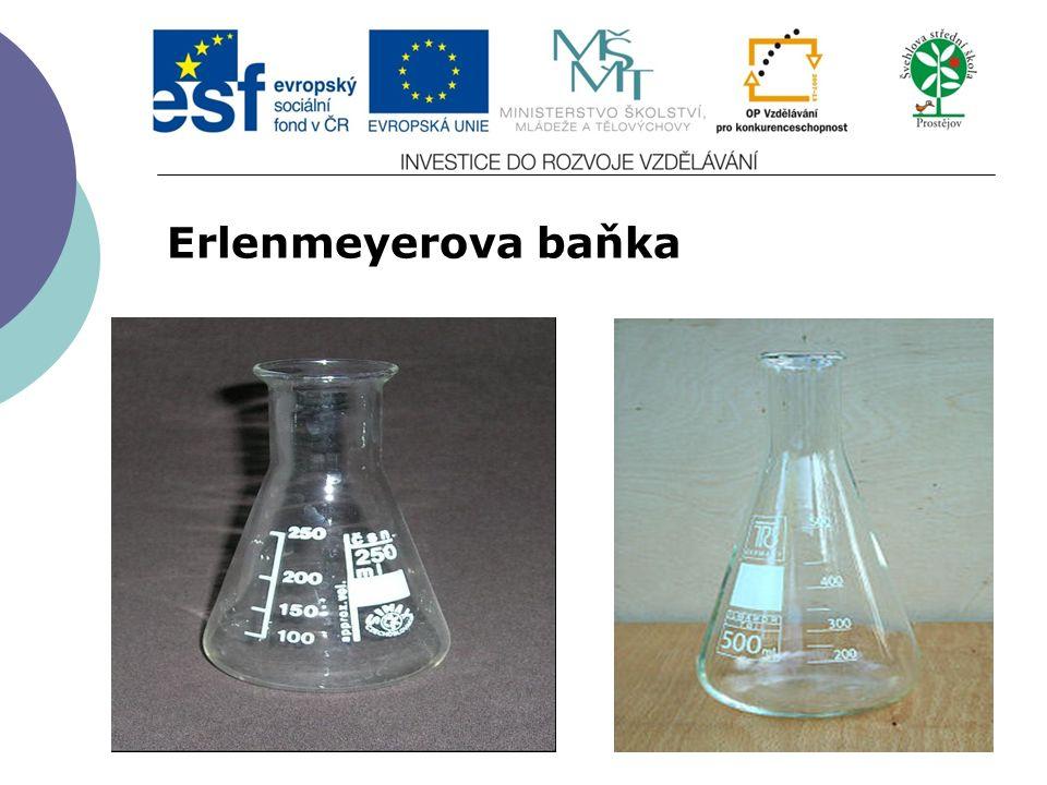Erlenmeyerova baňka