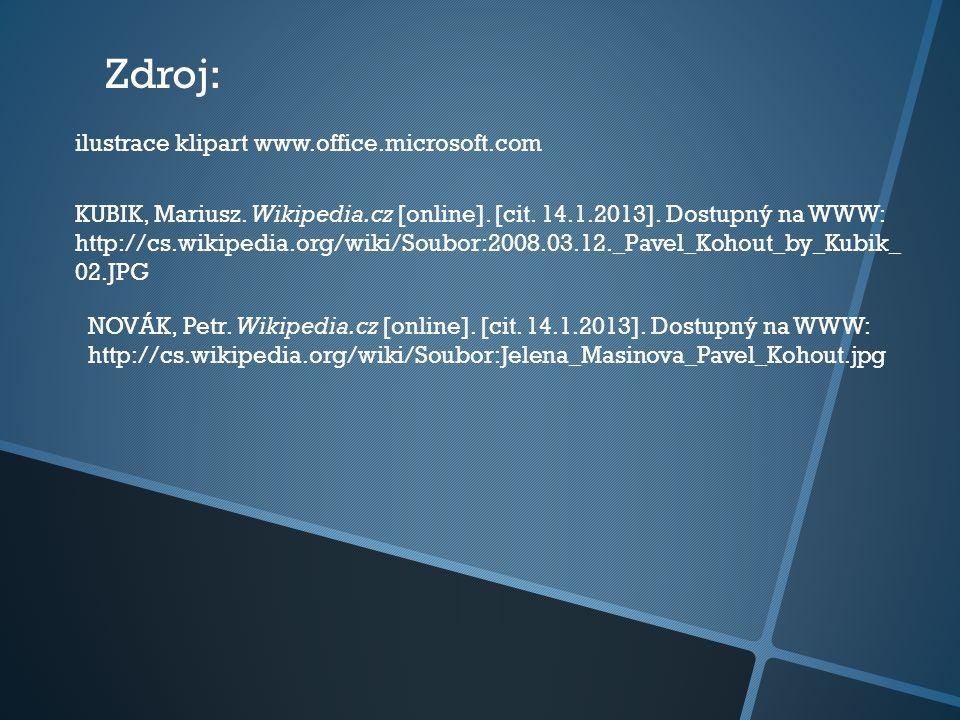 KUBIK, Mariusz. Wikipedia.cz [online]. [cit. 14.1.2013].