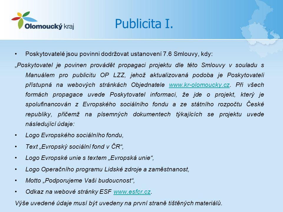 Publicita I.