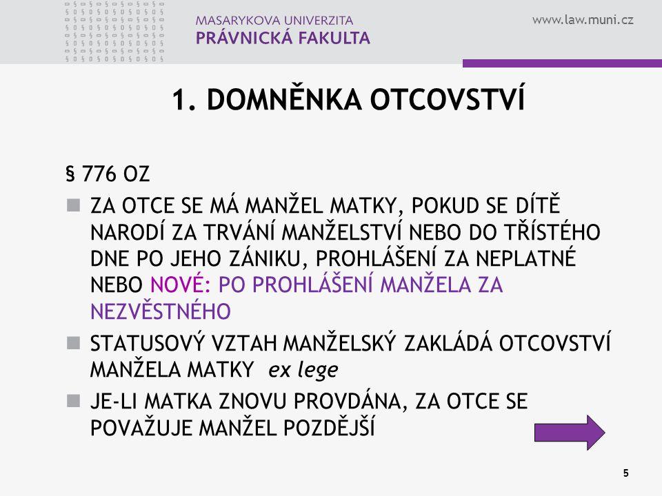 www.law.muni.cz Nález ÚSTAVNÍHO SOUDU ze dne 28.2.