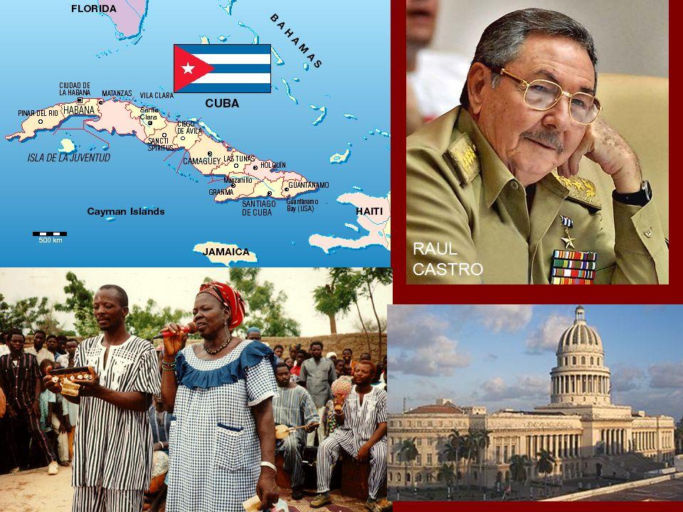 Fidel Castro RAUL CASTRO