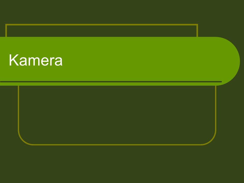 Typy kamer analogové: na pás kazety se informace ukládá ve formě elektromagnetického signálu, který se teprve dodatečně převádí na digitální (jedničky a nuly) digitální: obsahuje tzv.