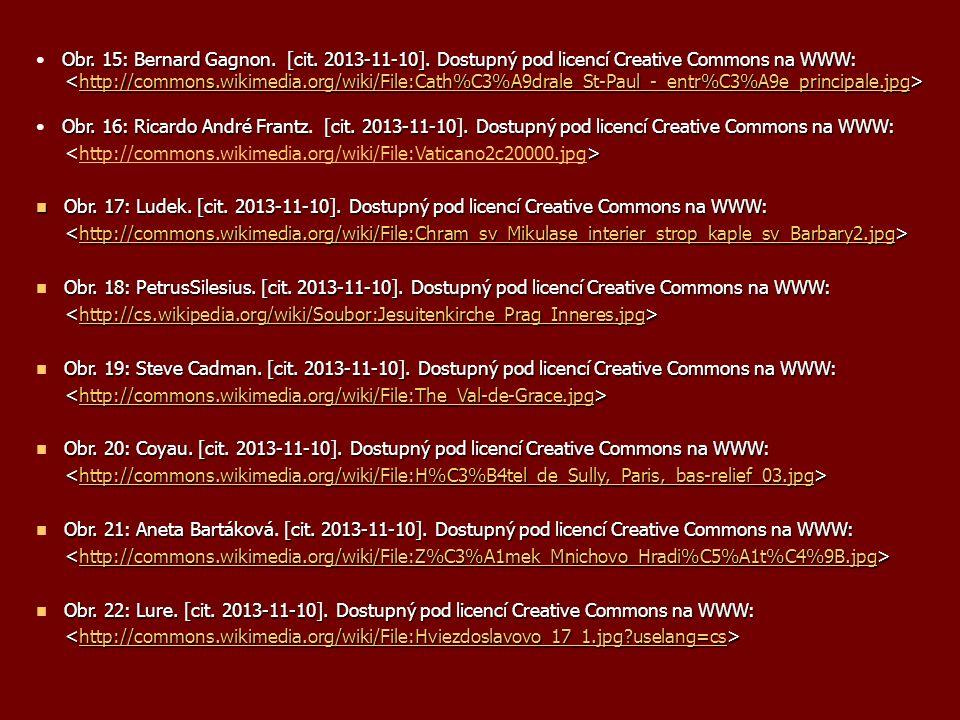 Obr. 15: Bernard Gagnon. [cit. 2013-11-10].
