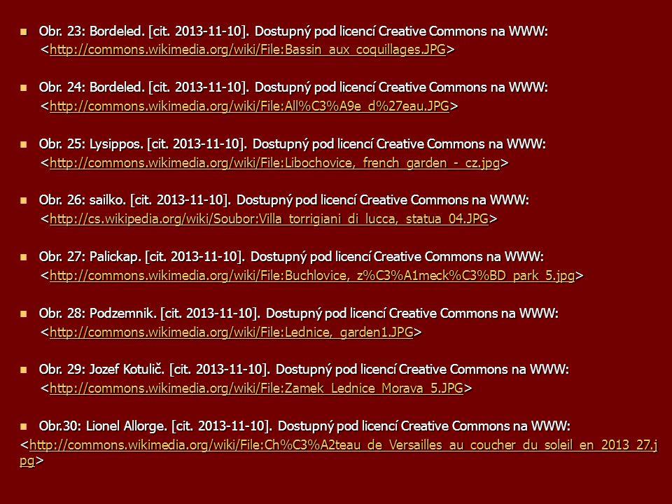 Obr. 23: Bordeled. [cit. 2013-11-10]. Dostupný pod licencí Creative Commons na WWW: Obr.