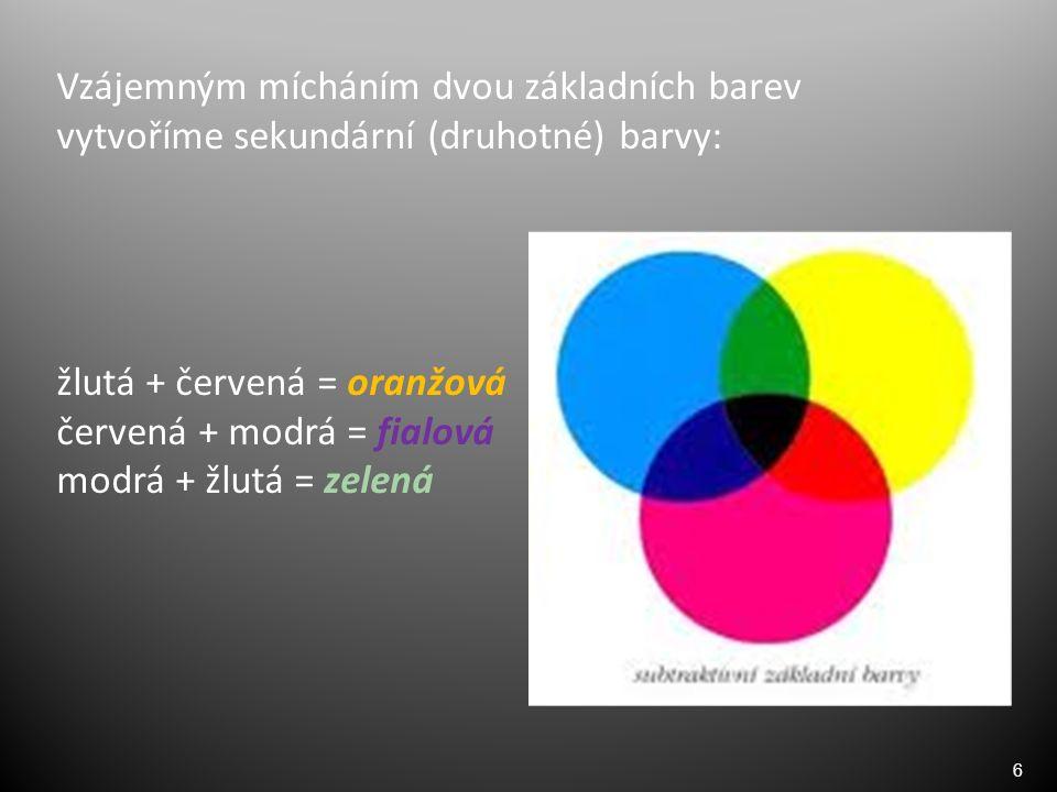 17 OTÁZKY NA ZÁVĚR II  z čeho se skládá malířská barva ?  co je to vitráž ?